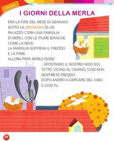 Vintage School, Italian Language, Montessori, Homeschool, Coding, Winter Time, Snow, Learning Italian, Book