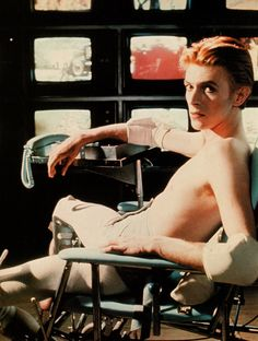 David Bowie, The Man Who Fell to Earth, 1976