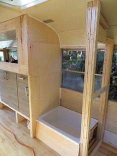 Simply Mothering Bus Conversion