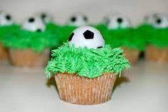 Soccer! Soccer Cupcakes, Weeknight Meals, Kids Meals, Soccer Ball, Balls, Desserts, Recipes, Food, Inspiration