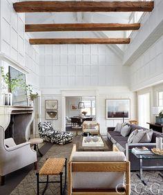 Step Inside an Airy Washington Depot Retreat That Mixes Styles - Connecticut Cottages & Gardens - April 2019 - Connecticut