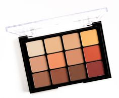 Beauty :: Viseart Warm Mattes Palette ($80.00 for 0.84 oz.) is a new, permanent palette that features twelve eyeshadows. It's available now through Muse Beauty Pro and will be available at other retailers in February.