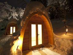 Snowy Retreat
