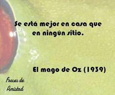 Frases de peliculas de amor de El mago de Oz(1939)