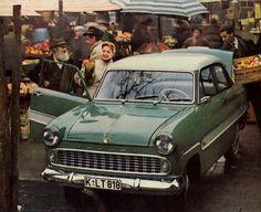 1959/62 Ford Taunus 12 M, type P1