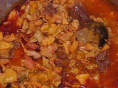 Receitas da Culinária Regional: Receita de Panelada Cearense