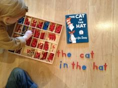 Learn to Spell with Moveable Alphabet: Copy words, sentences, or whole pages from favorite books