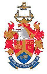 University of Pretoria Ceremonial Shield.JPG