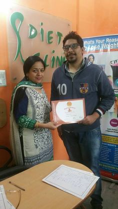 Weight loss slimming center in faridabad