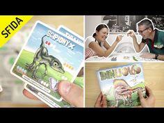 GIOCHIAMO A DINUOVO: il gioco SFIDA TRA #DINOSAURI
