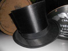 Chapeau Haut Forme Claque