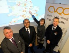 CVQO hosts DfE for Schools Partnership Project... | CVQO Inside Track