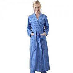 Juliette Brushed Cotton Robe e3a99e23c