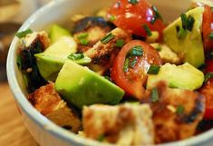 5 tuti bizonyíték, hogy a saláta nem csak akkor laktató, ha majonézes Kung Pao Chicken, Fruit Salad, Lime, Guacamole, Potato Salad, Side Dishes, Sandwiches, Food Porn, Food And Drink
