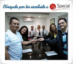 Valeu Katia!  #SpecialImóveis