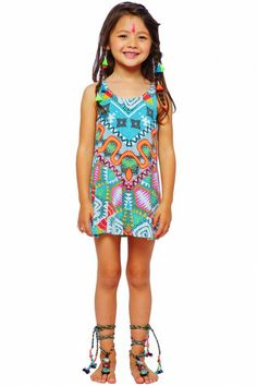 Mara Hoffman | Kids Mini Dress