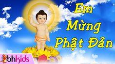 Em Mừng Phật Đản - Ca Nhạc Thiếu Nhi [Official HD]