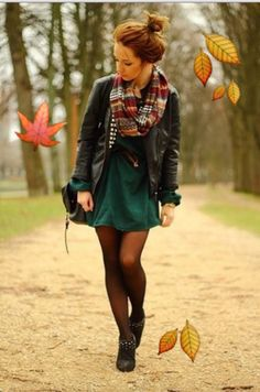~Autumn~ Cute Wardrobe outfit, great for going out <3