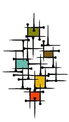 layouts Workout Plans athlean x workout plans Mid Century Modern Art, Mid Century Art, Pattern Art, Print Patterns, Simple Wall Paintings, Glue Art, Fabric Paint Designs, African Art Paintings, Africa Art