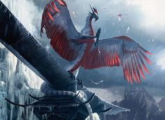Dragons of Tarkir Art by Chase Stone