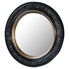 Fairmont Park Convex Mirror