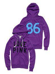 Wear Everywhere Pullover Hoodie.... love VS Pink!