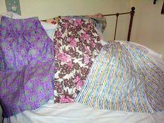 Frock And Frill, Circle Skirts, Frocks, No Frills, Drawstring Backpack, Shirt Dress, Mens Tops, Shirts, Dresses