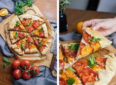 Vegetable Pizza, Tacos, Mexican, Vegetables, Ethnic Recipes, Food, Recipies, Essen, Vegetable Recipes
