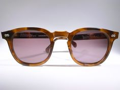 YES, PLEASE! M Vintage Sunglasses Collection:  Shady Character James Dean Eyewear Collection.