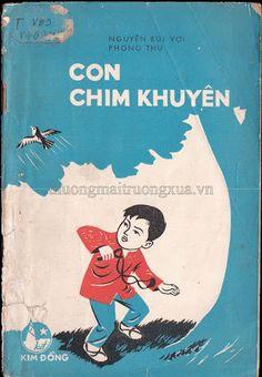 Con Chim Khuyên (NXB Kim Đồng 1974) - Nguyễn Bùi Vợi, Phong Thu, 22 Trang | Sách Việt Nam