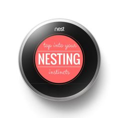 ARCTICdeco.com: Nest Thermostat; Tap into your Nesting Instincts