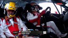WRC 2013 Sweden Day 1 - Part 1/2, via YouTube.