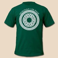 German Vikings - 2.1 T-Shirt   creative-media-impressions