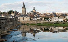La Charité-sur-Loire ~ Nièvre ~ Burgundy ~ France