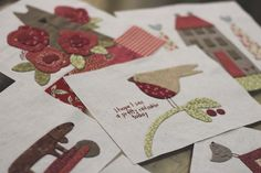 applique  book:  Red Home by Natalie Bird   Blocks angle(web)