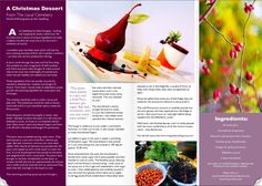 guide3 Christmas Desserts, The Locals, Stuffed Peppers, Vegetables, Recipes, Food, Christmas Deserts, Meal, Stuffed Pepper