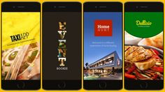 What is an iPhone App Template?