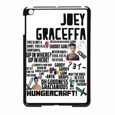 Joey Graceffa Collage Art iPad Mini Case