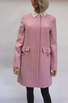 9e2bdab4f9 Oasis Peony Pink Collarless Slim Structured Occasion Dress Jacket Coat 6 to  16 #Oasis #