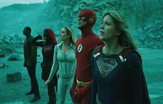 CRISIS ON INFINITE EARTHS 'Final Promo'! | Serpentor's Lair Scandal Quotes, Glee Quotes, Scandal Abc, Cw Crossover, Infinite Crisis, Superhero Tv Shows, Earth Poster, Infinite Earths, Arrow Tv