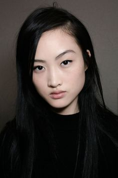: tiled:   Jing Wen @ Dior Couture S.S 2016
