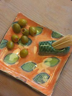 Canape Aperitif Dish
