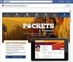 Die neue Form des #OnlineBankings? Facebook Banking mit Freunden von ICICI.