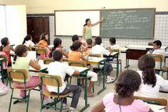 Pregopontocom Tudo: Bahia recebe incremento de nove mil vagas para Educação em Tempo Integral...