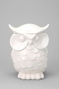Owl Cookie Jar  #UrbanOutfitters
