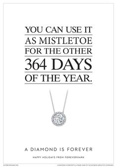 Give a gift that will keep her smiling and shining all year round with some help from Forevermark.