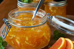 The Café Sucré Farine: Orange-Pineapple Marmalade - Definitely Blog Worthy!