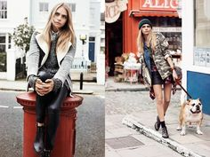 CAMPAIGN Cara Delevigne for Pepe Jeans Fall 2013. www.imageamplified.com, Image Amplified (2)
