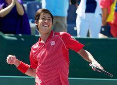 Kei Nishikori / Tennis player