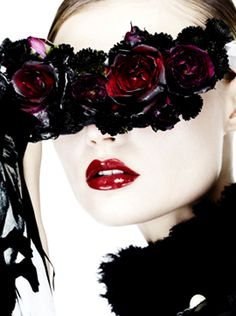 she-loves-fashion:  SHE LOVES FASHION: Magdalena Frackowiak by Ben Hassett for Numéro October 2011